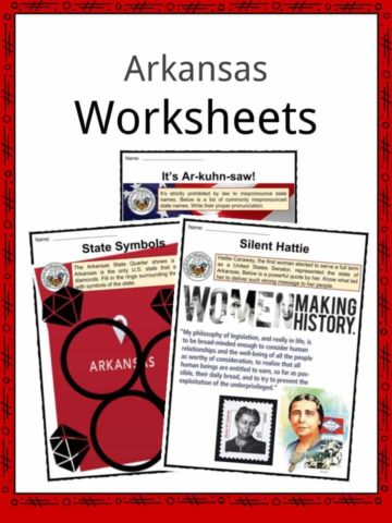 Arkansas Worksheets