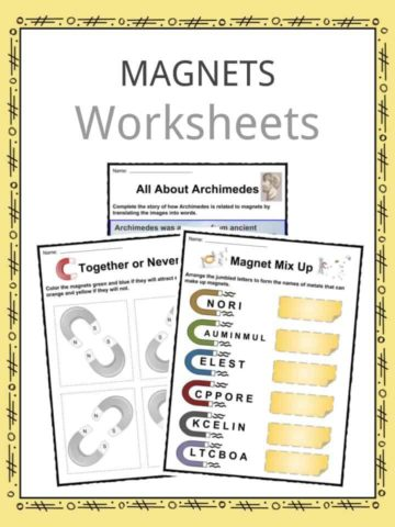 Magnets Worksheets