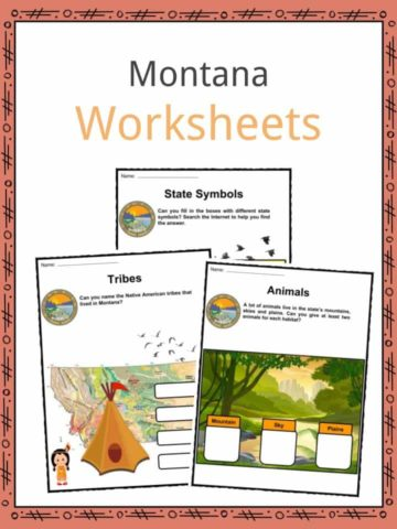 Montana Worksheets