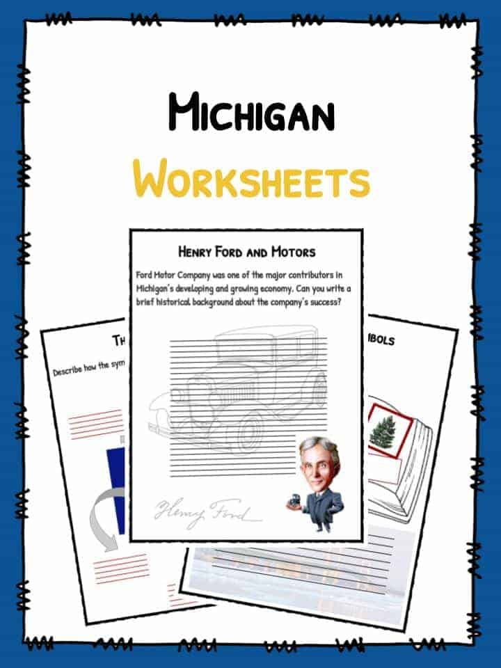 Michigan Worksheets