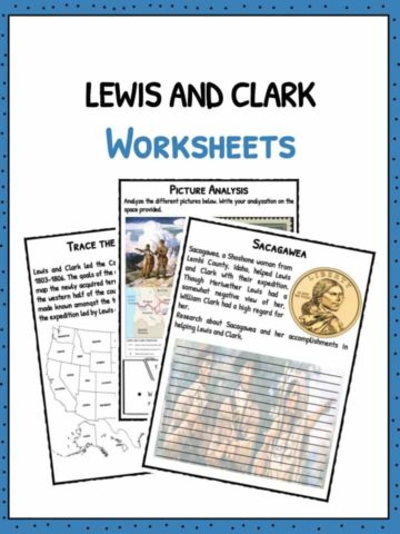 Lewis & Clark Worksheets