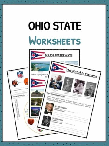 OHIO State Worksheets