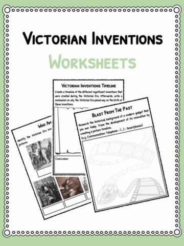 victorian-inventions-worksheets