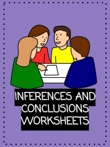 nferences and Conclusions Worksheets