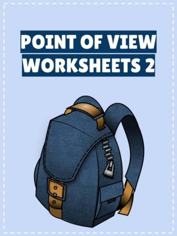 Point of View Worksheets 2