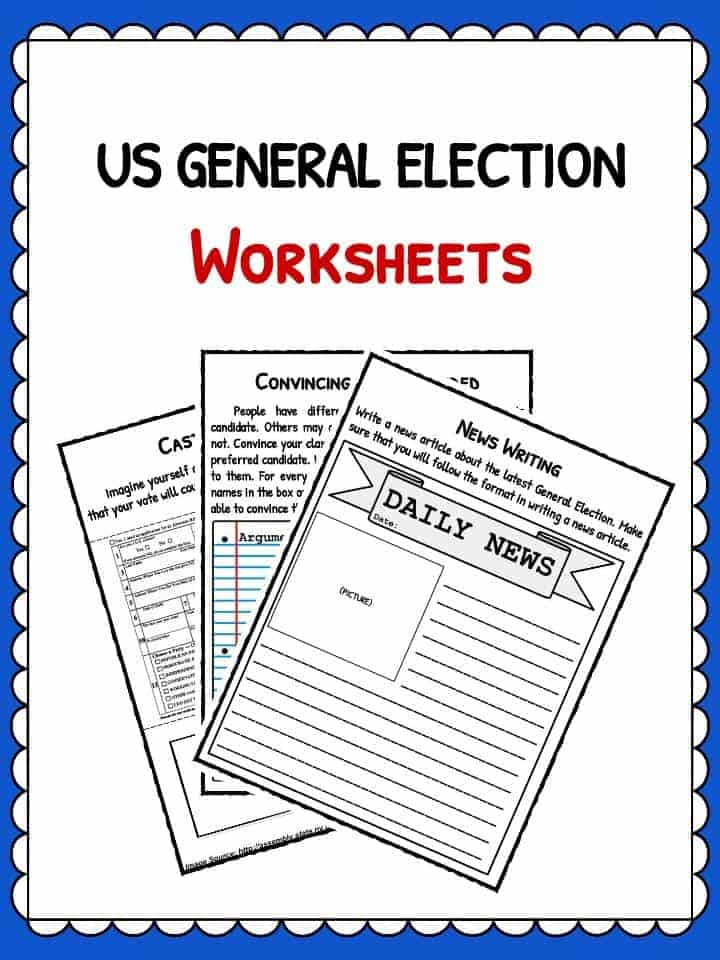 us-general-election-worksheets