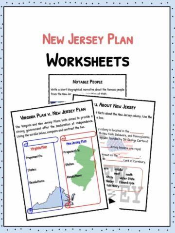 New Jersey Plan Facts & Worksheets
