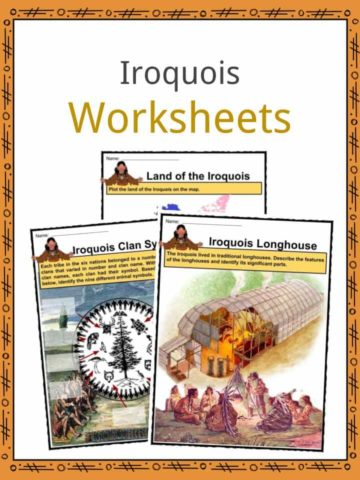 Iroquois Worksheets