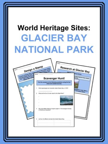 Glacier Bay National Park Worksheets