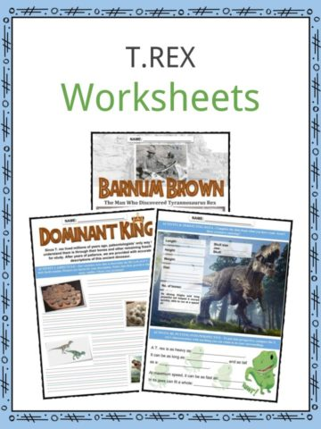 T-REX Worksheets