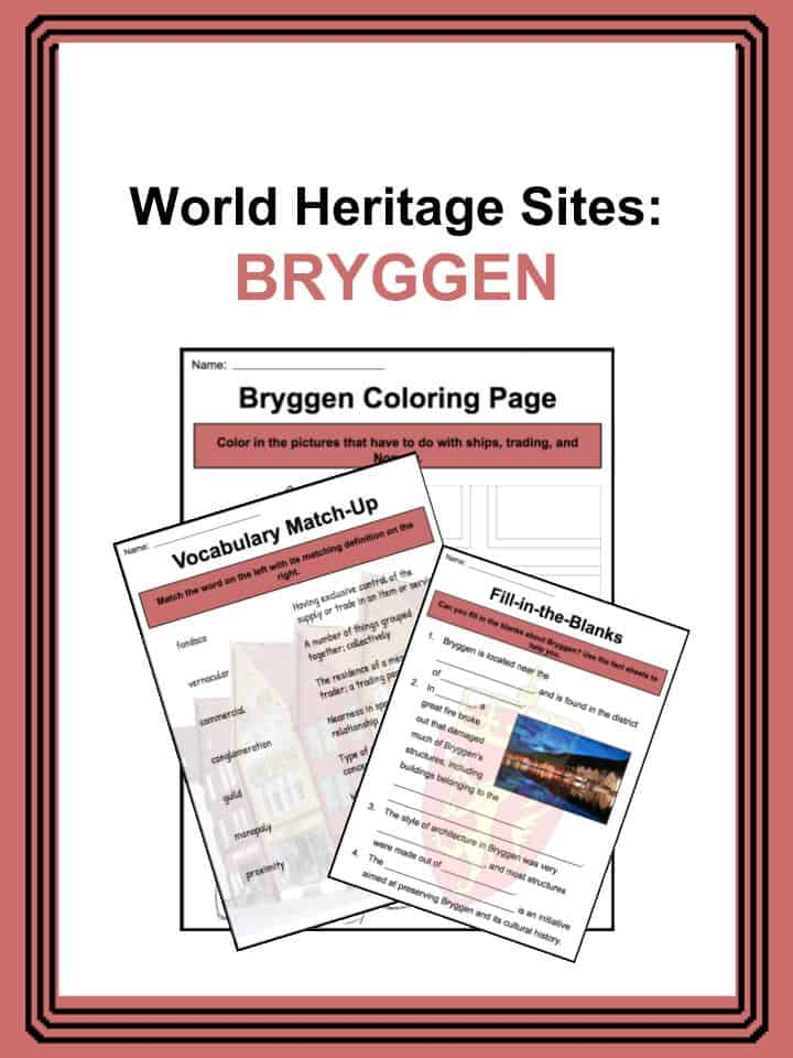 World Heritage Sites - Bryggen