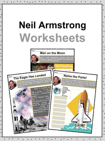 Neil Armstrong Worksheets