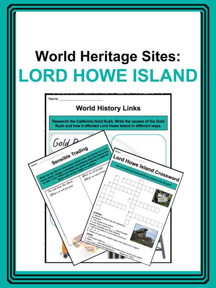 World Heritage Sites - Lord Howe Island