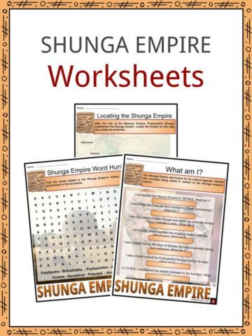 Shunga Empire Worksheets
