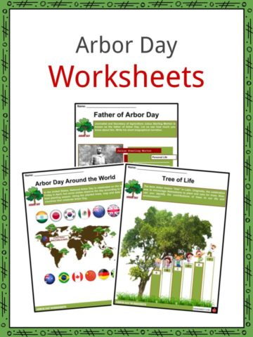 Arbor Day Worksheets