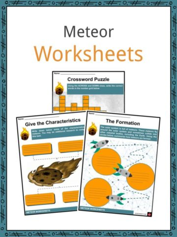 Meteor Worksheets
