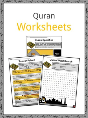 Quran Worksheet
