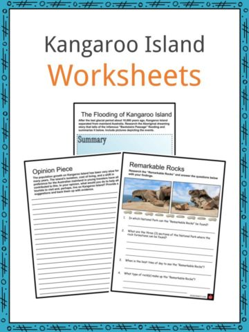 Kangaroo Island Worksheets