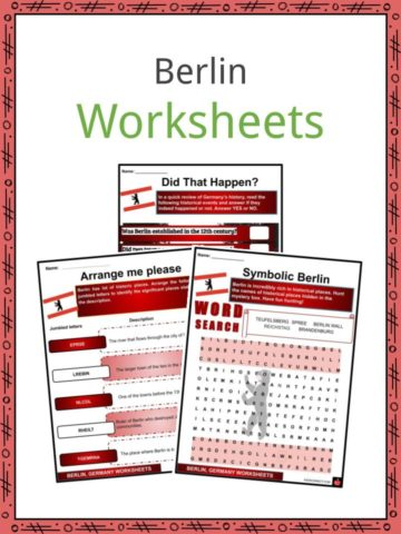 Berlin Worksheets