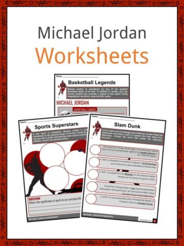 Michael Jordan Worksheets