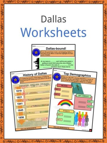 Dallas Worksheets