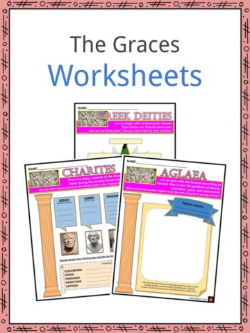The Graces Worksheets