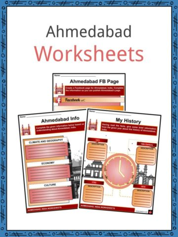 Ahmedabad Worksheets