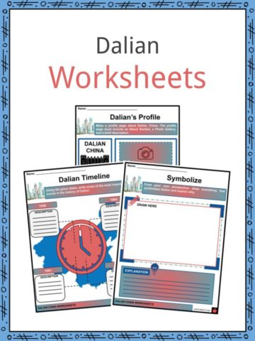 Dalian Worksheets
