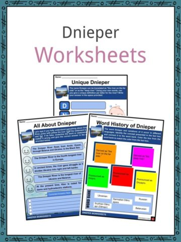 Dnieper Worksheets