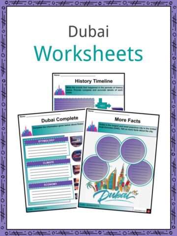 Dubai Worksheets