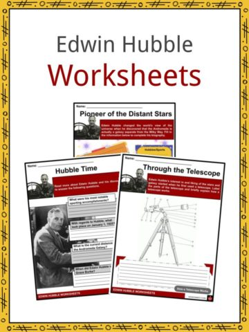 Edwin Hubble Worksheets