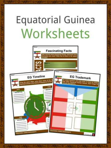 Equatorial Guinea Worksheets