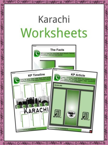 Karachi Worksheets