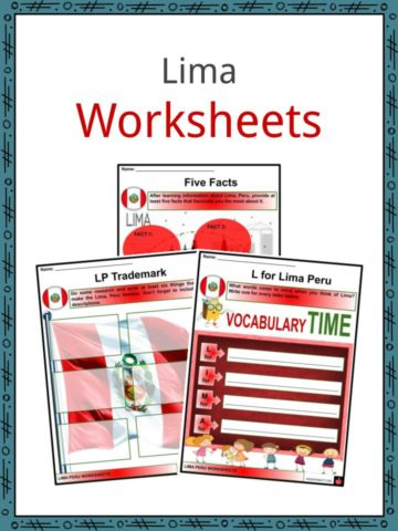 Lima Worksheets