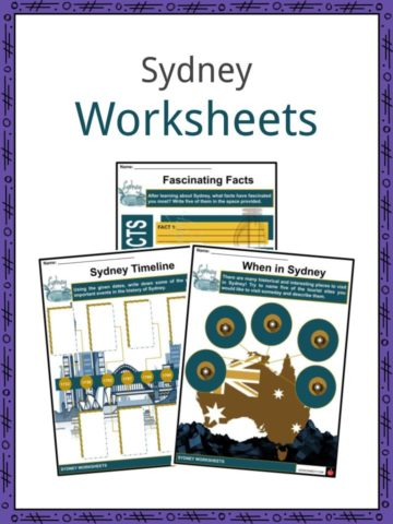 Sydney Worksheets