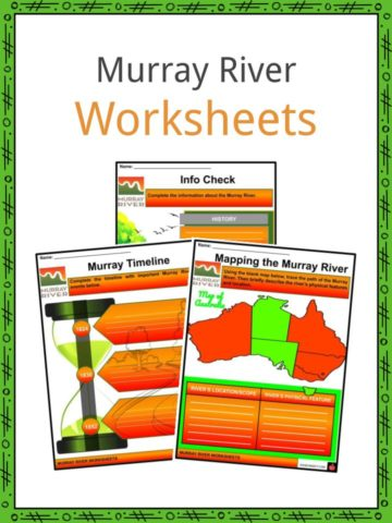 Murray River Worksheets