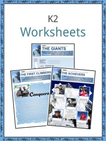 K2 Worksheets