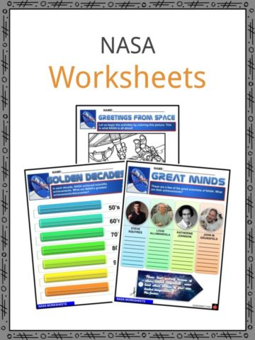 NASA Worksheets
