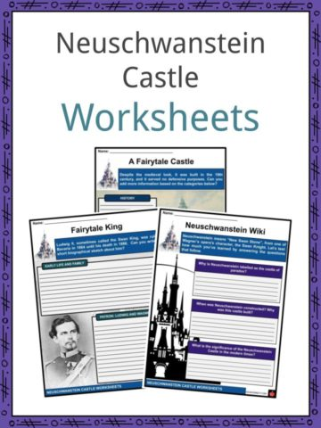 Neuschwanstein Castle Worksheets