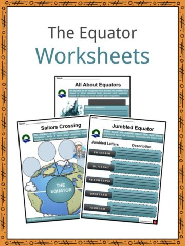 The Equator Worksheets
