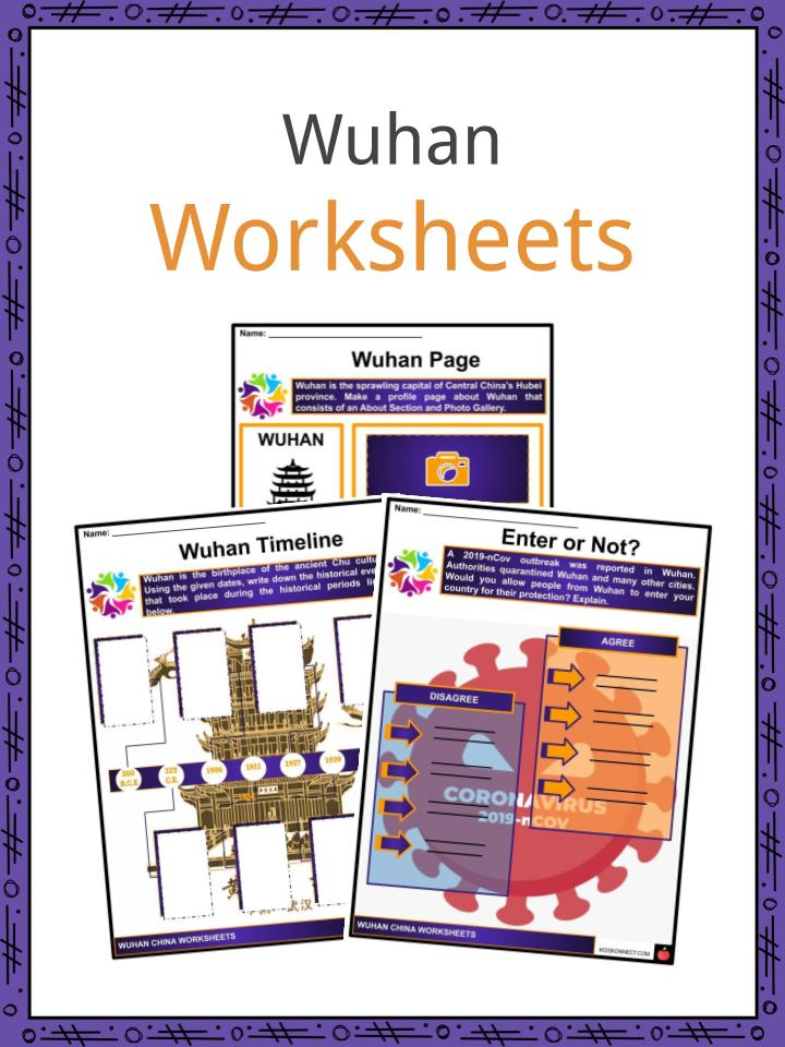 Wuhan Worksheets