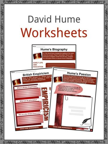 David Hume Worksheets