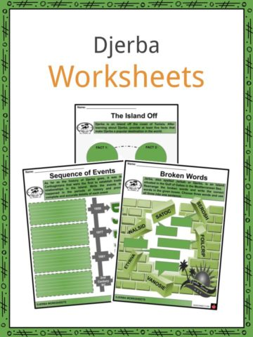 Djerba Worksheets