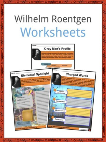 Wilhelm Roentgen Worksheets