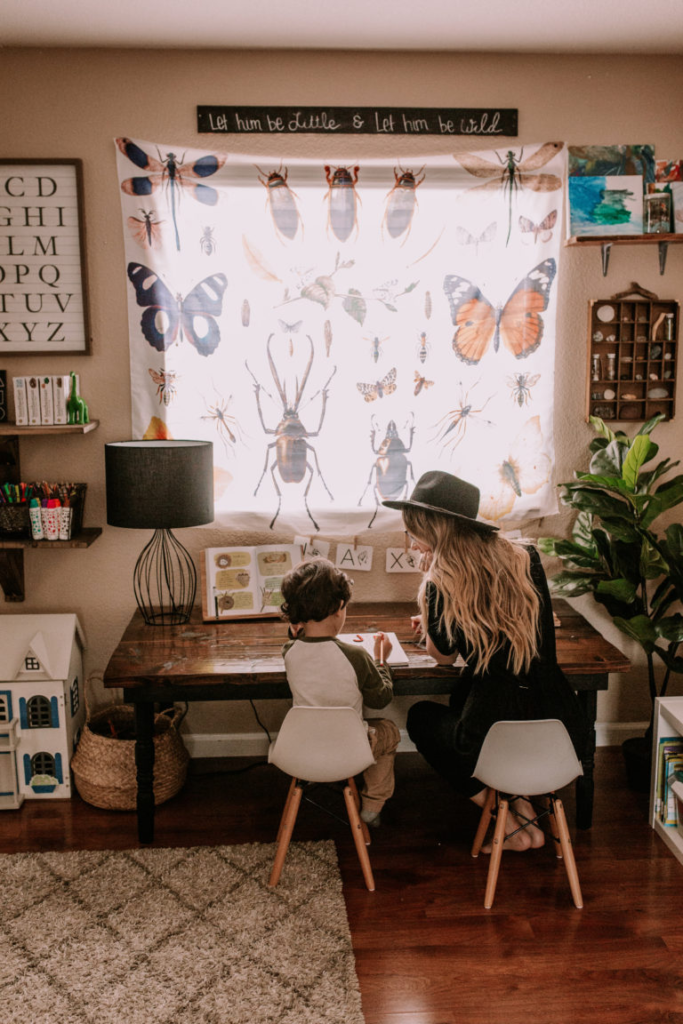 8 Homeschool Room Ideas To Create An Inspiring Learning Environment