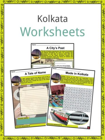 Kolkata Worksheets