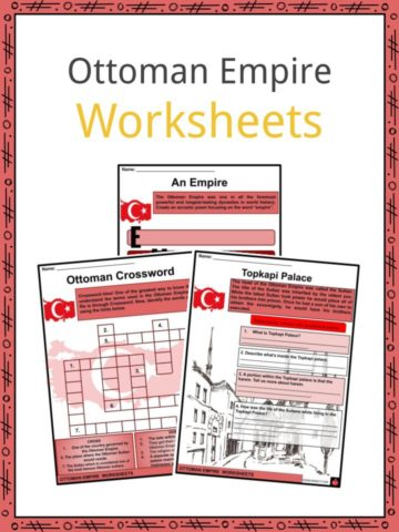 Ottoman Empire Worksheets
