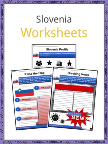 Slovenia Worksheets