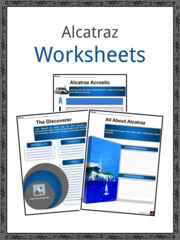 Alcatraz Worksheets