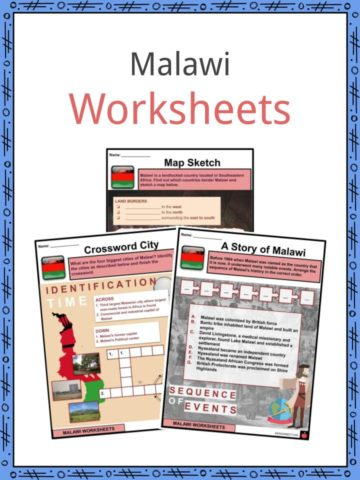 Malawi Worksheets